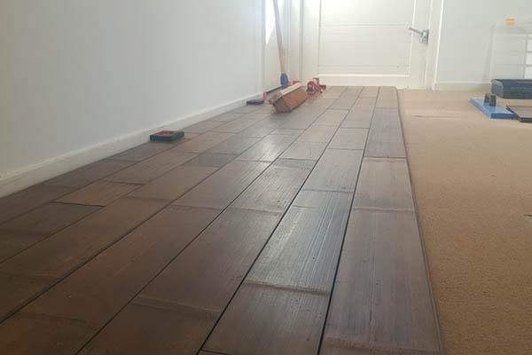 Bamboo forest vloer leggen venlo al vloeren venlo houten vloeren
