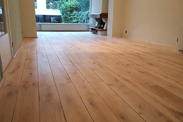 Eiken Vloer Schuren : Eiken vloer schuren en oliën venlo al vloeren venlo houten vloeren