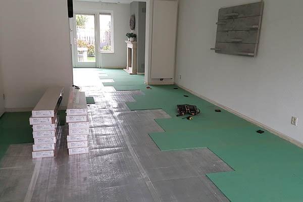 Meister Micala laminaat vloer leggen Venlo 01