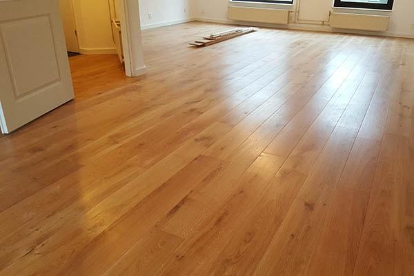 Houten Vloer Lijmen : Multiplank eiken vloer verlijmd leggen venlo al vloeren venlo
