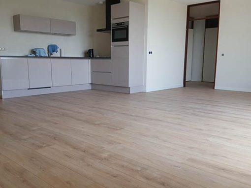 Douwes Dekker elegant laminaat vloer leggen Venlo
