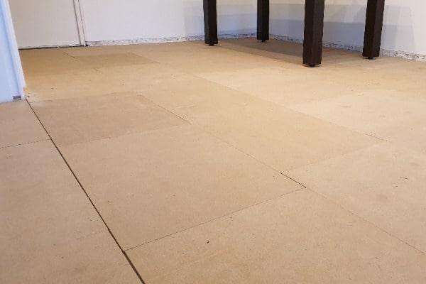 Meister laminaat vloer leggen appartement Venlo - AL Vloeren Venlo