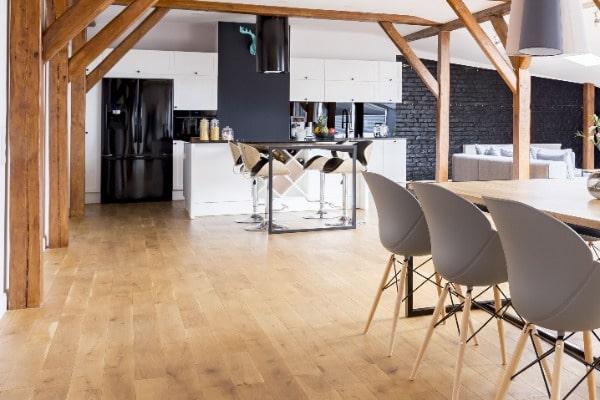 Q-Floor Ostend sfeerfoto 1 - Multiplank Eiken Vloer - AL Vloeren Venlo