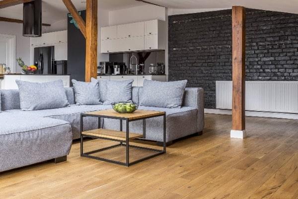 Q-Floor Ostend sfeerfoto - Multiplank Eiken Vloer - AL Vloeren Venlo