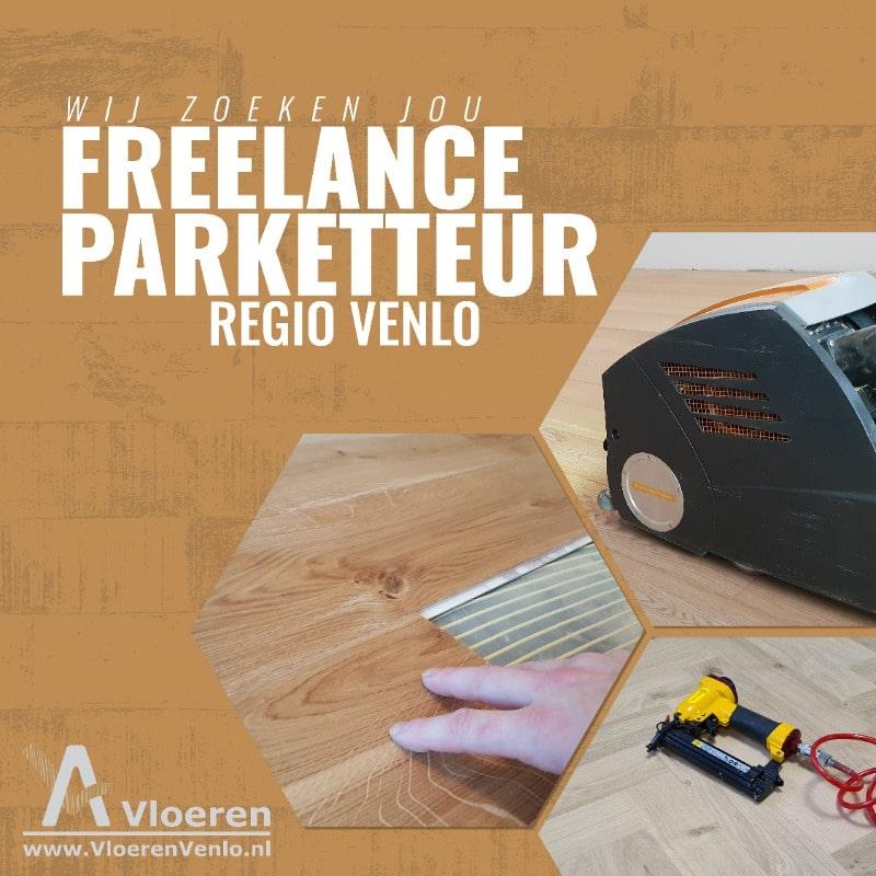 Freelance-post vloeren Venlo